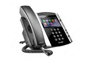 VVX 600  16-Line Business Media Phone.